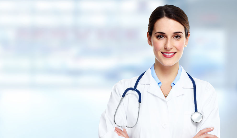 38591120 - medical doctor woman.